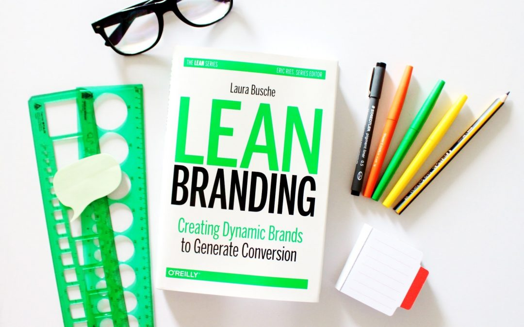 The Lean Branding book is out!
