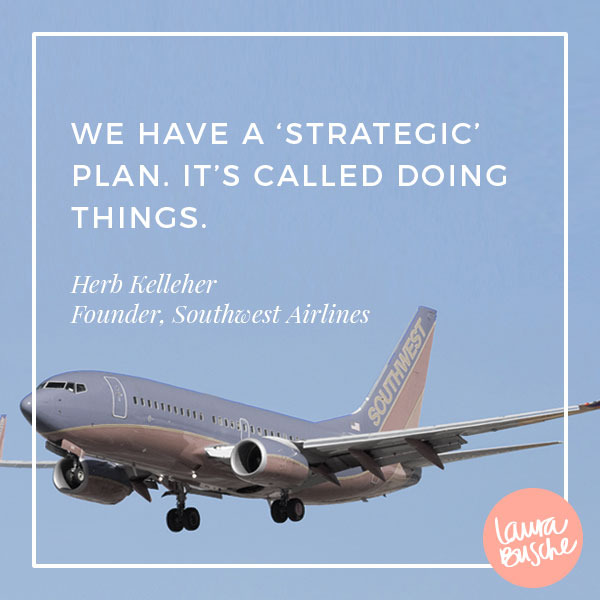 The Only Strategic Plan You'll Ever Need