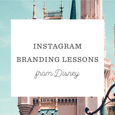 A Disney-inspired Guide to Instagram for Brands (In 10 Key Lessons)