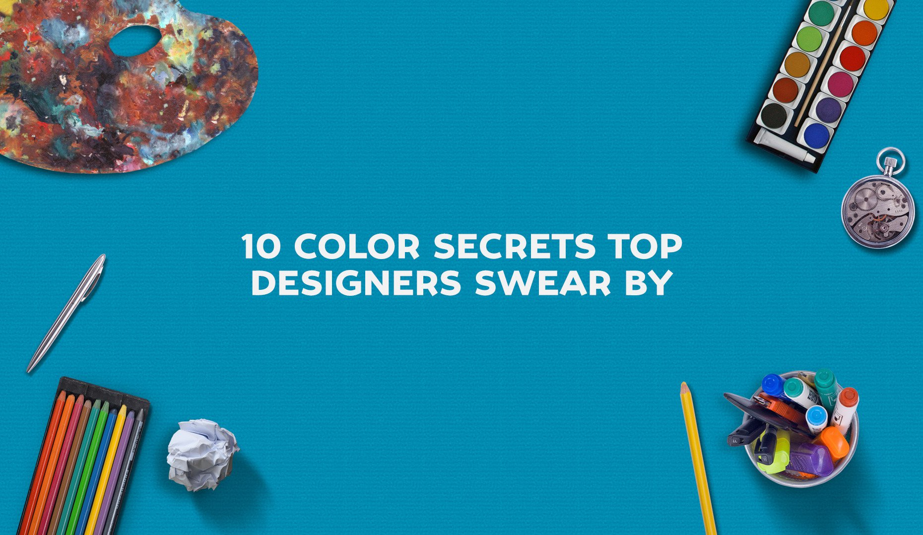 10 Color Inspiration Secrets Only Designers Know About – Design School