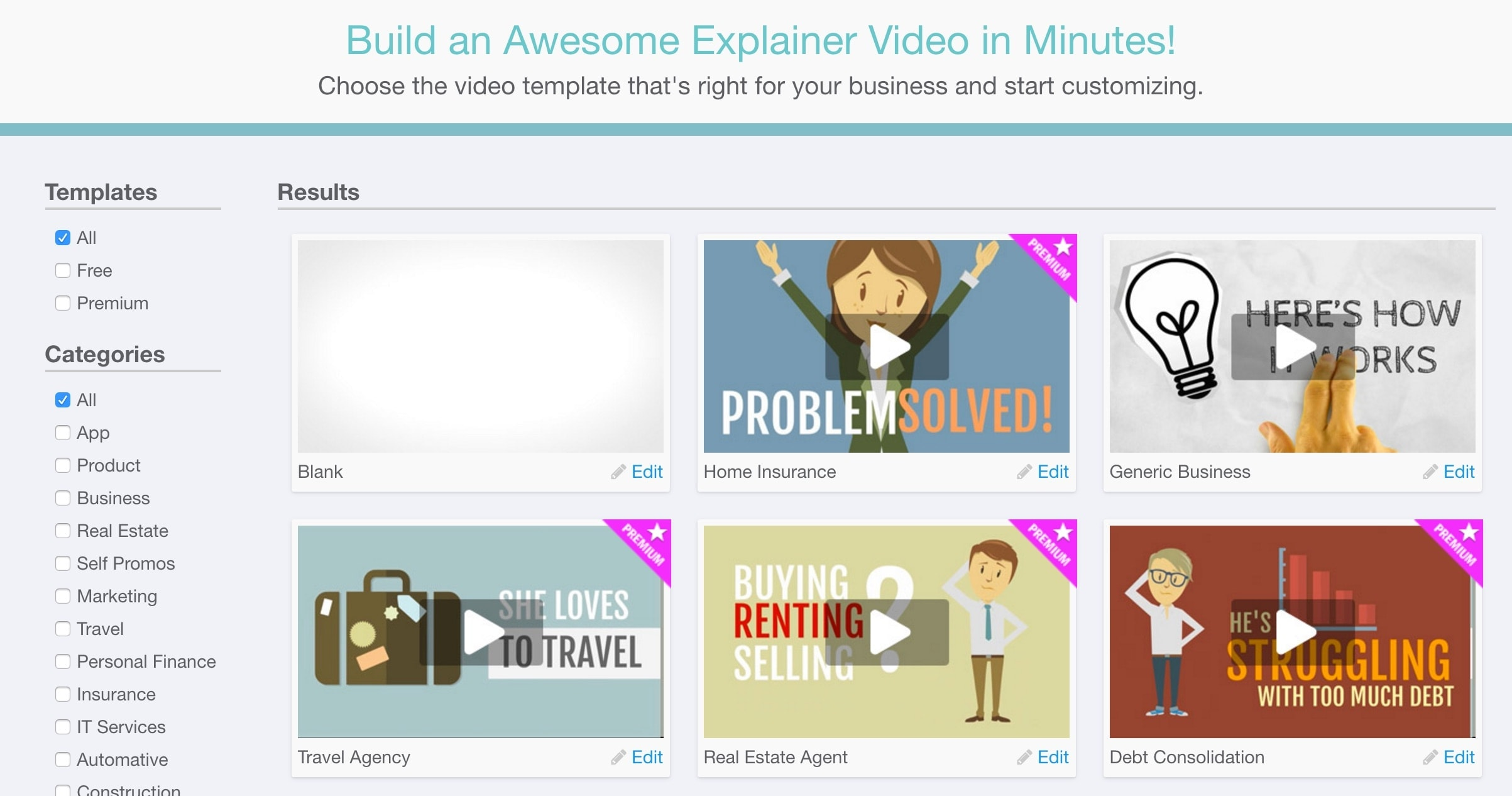 How To Create A Mesmerizing Explainer Video For Your Brand - Explainer video templates