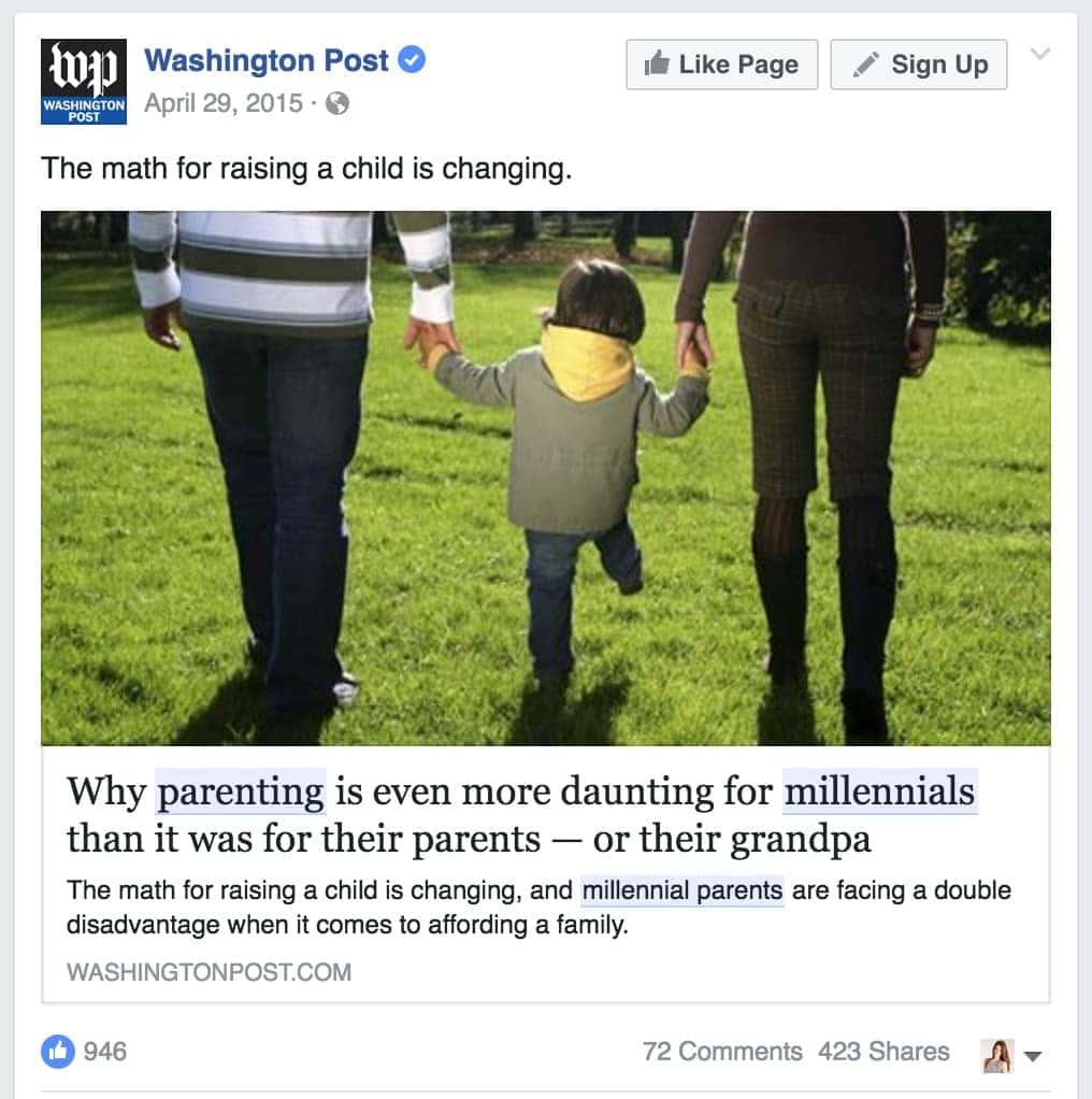 Millennial Parents