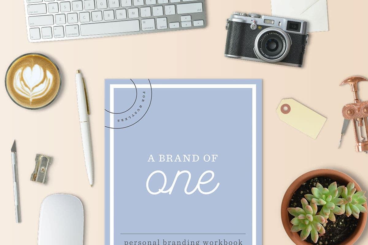 known personal branding workbook