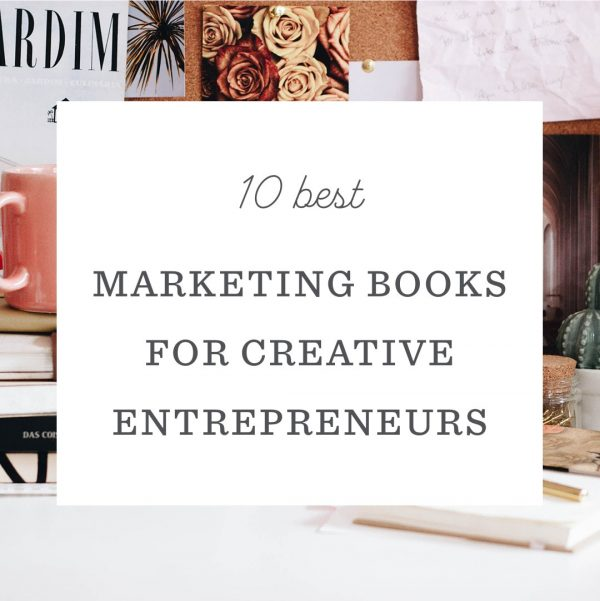 Best Marketing Books for Creative Entrepreneurs