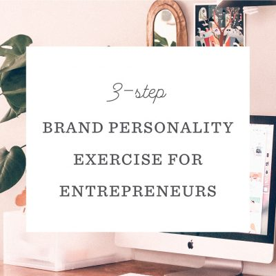 Discover Your Brand's Voice: A Brand Personality Exercise for Entrepreneurs