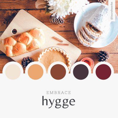 Brand Moodboard: Embrace Hygge