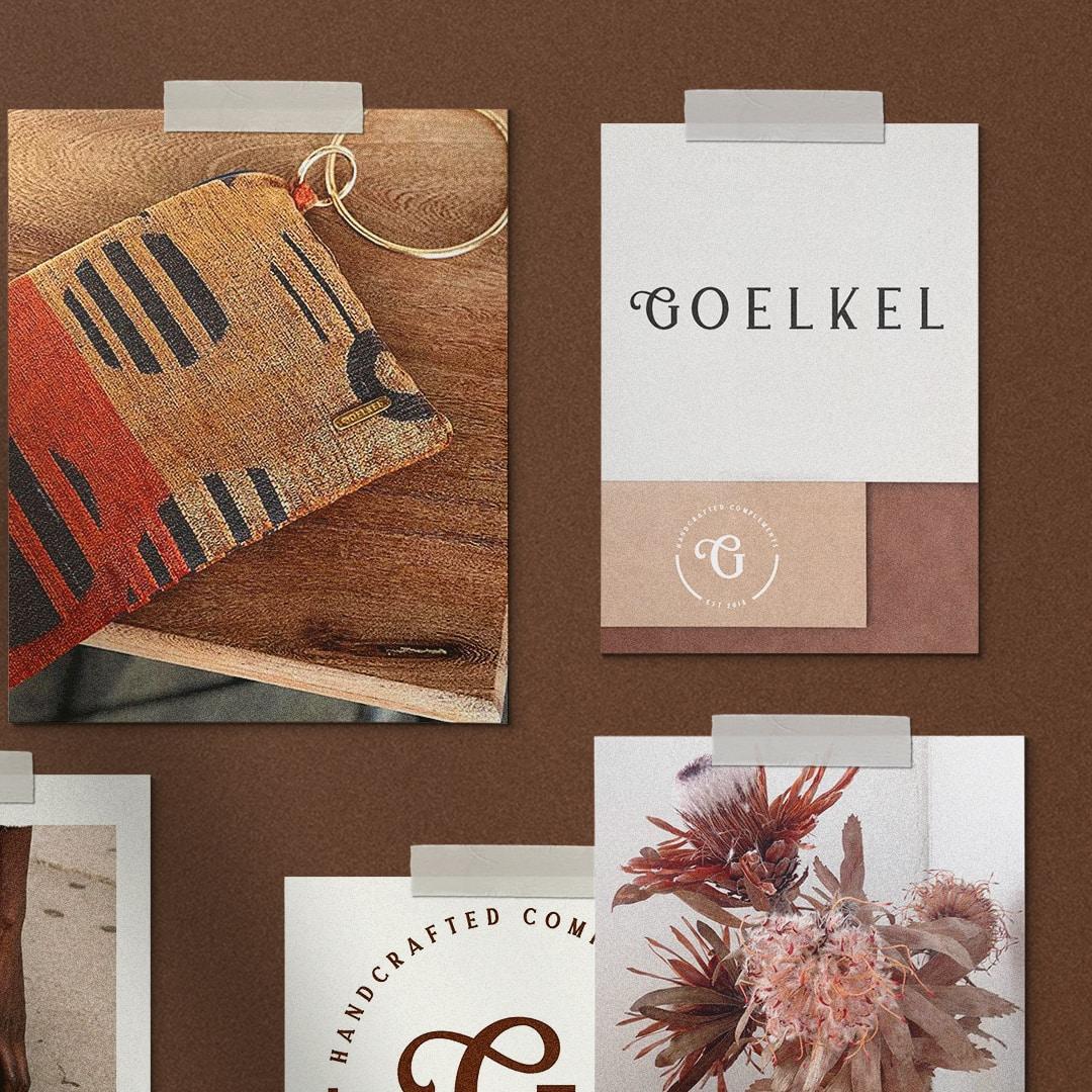 Goelkel: Fashion Brand Identity Design