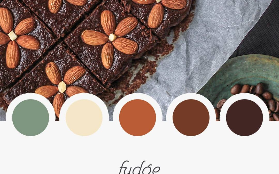 Brand Moodboard: Fudge Brownies