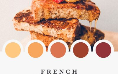 Brand Moodboard: French Toast