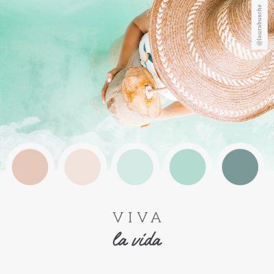 Brand Moodboard: Viva La Vida