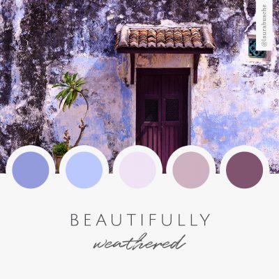 Brand Moodboard: Beautifully Weathered