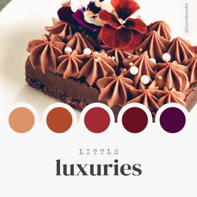 Brand Moodboard: Little Luxuries