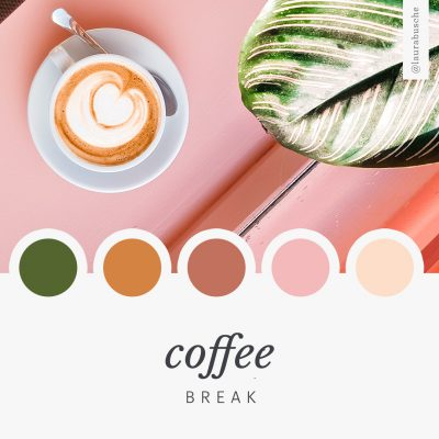 Brand Moodboard: Coffee Break