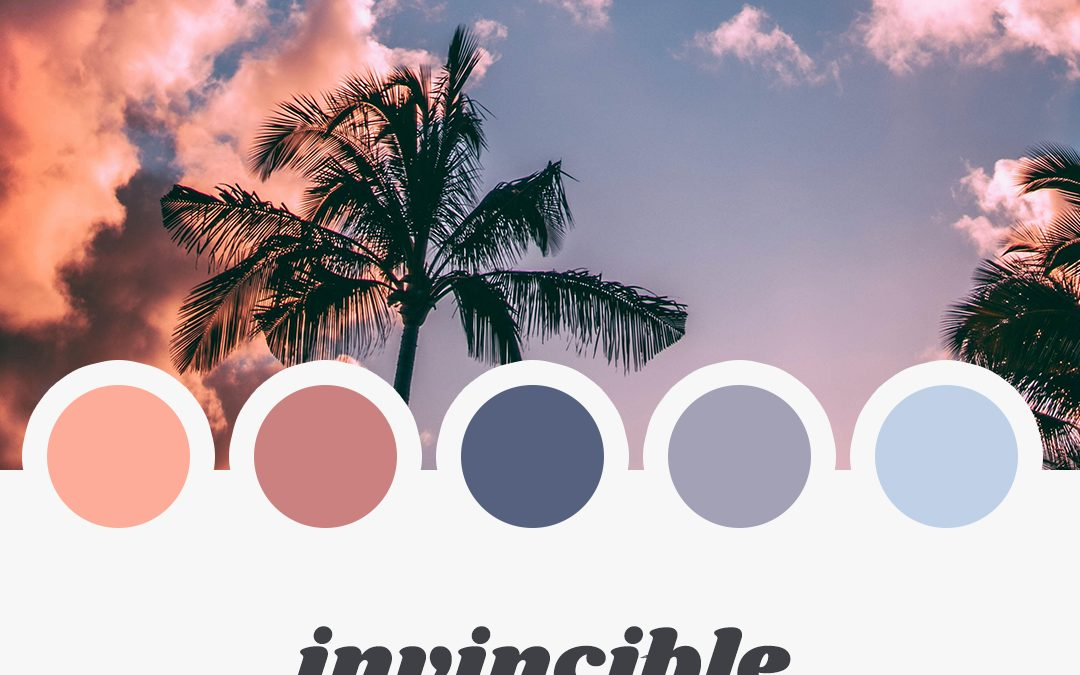 Brand Moodboard: Invincible Summer