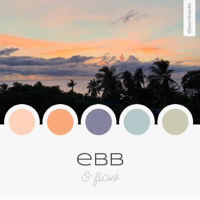Brand Moodboard: Ebb & Flow