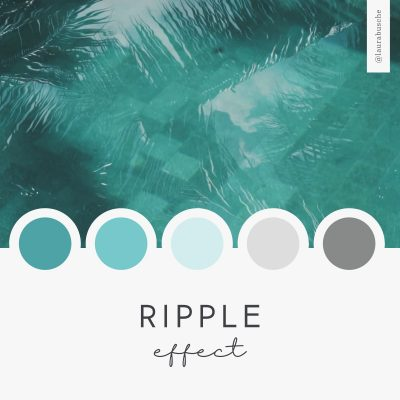 Brand Moodboard: Ripple Effect